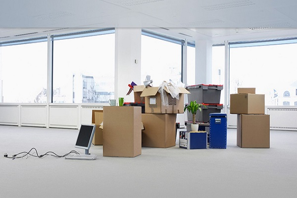 Office Moving Cost