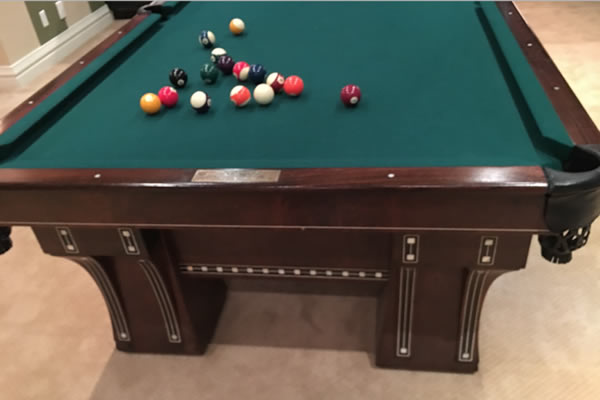 Pool Table Moving Cost
