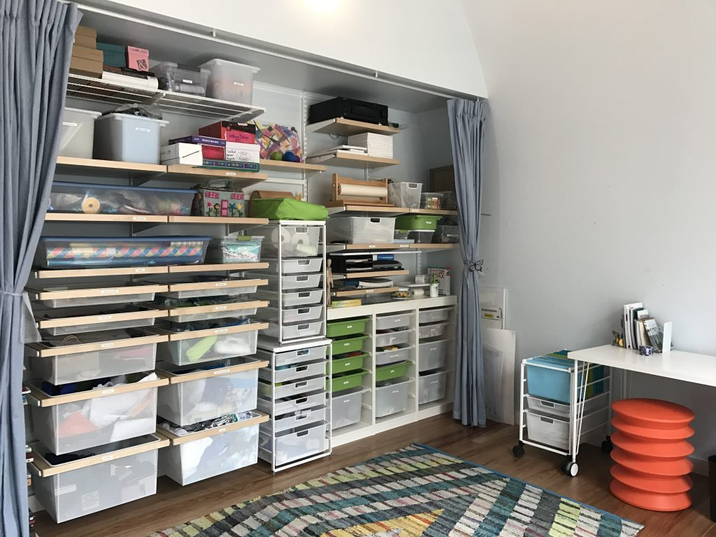 Home Organizing Cost