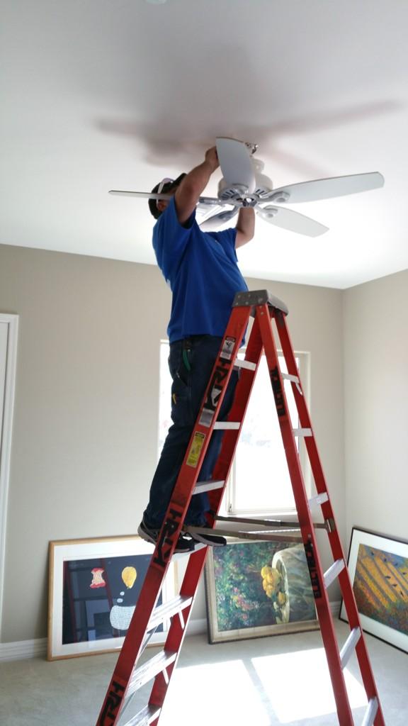 Fan Installation Cost